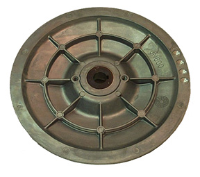 DRIVEN CLUTCH FOR YAMAHA WITH FIXED SHEAVE G1 to G22