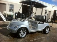 atkin by Blockbuster Golf Cars