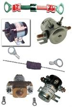 EZGO Golf Cart Solenoids