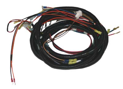 wire harness light for club car g e 1993 up 36 volt ds cars Club Car Turn Signal Kit