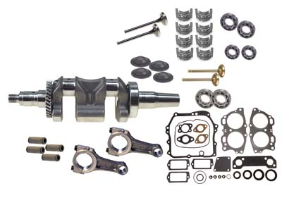 Engine Rebuild Kit Mci 350cc 2003 Up E Z Go