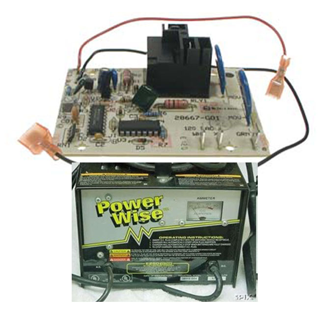 EZGOGolfCarCartPowerwiseControlBoards9012 most common ezgo control boards on sale powerwise 36v charger wiring diagram at fashall.co