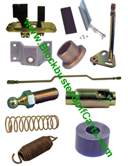 Club Car Accelerator Parts