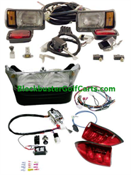 Club Car Golf Cart Parts and Accessories | Batteries, Brakes & More