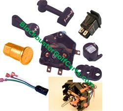 Club Car Forward & Reverse Switches and Parts