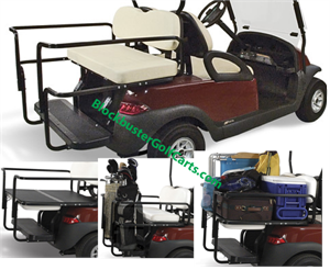 Club Car Golf Cart Rear Seat Assemblies