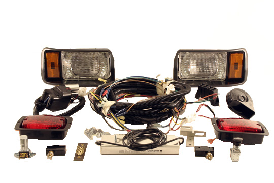 Light kit deluxe for club car electric 1993 up 48 volt ds cars light kit deluxe for club car electric 1993 up 48 volt ds cars includes voltage reducer asfbconference2016 Image collections