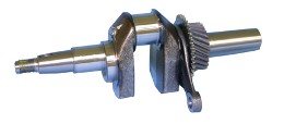 CLUB CAR CRANKSHAFT ASSEMBLY WITH CLOCKWISE ROTATION