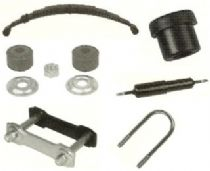 SHOCKS - SPRINGS - BUSHINGS & MORE