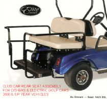REAR SEAT KITS FOR CLUB CAR E-Z-GO & YAMAHA