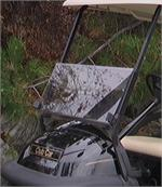 Club Car Windshields