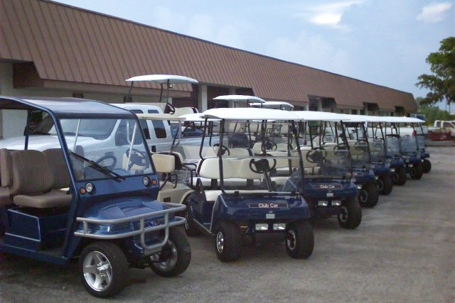 Export Golf Carts World Wide