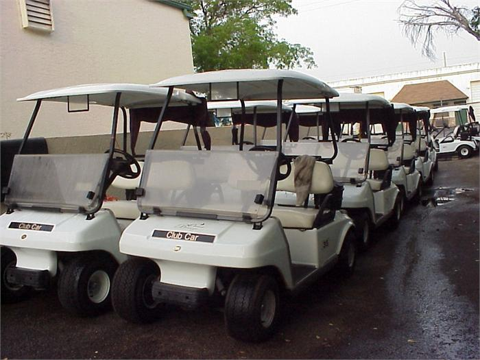 club ds export golf carts
