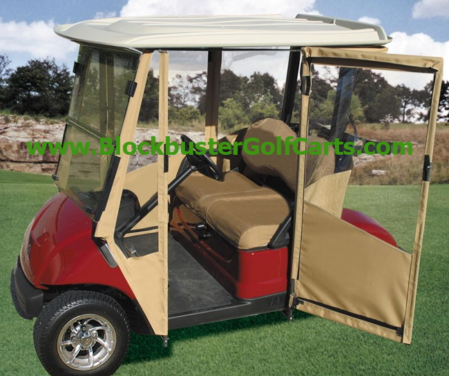Golf Cart Accessories: Yamaha, Club Car, EZGO and more