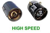 Series High Speed EZGO Electric Motors