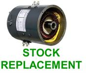 Series Stock Replacement Fleet Speed EZGO Electric Motors