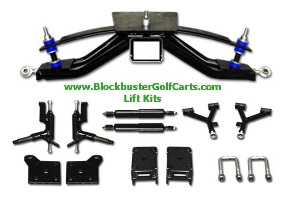 YAMAHA GOLF CART LIFT KITS