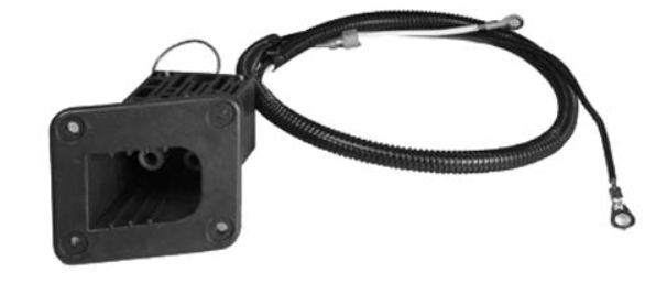 Receptacle Car Side Powerwise Charging Systems Oem E