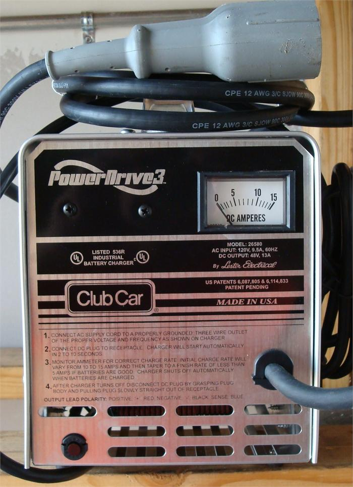 1995 club car golf cart batteries