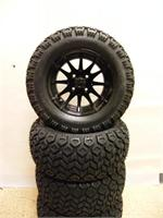 Buy Tires Rim Wheels For EZGO Club Car & Yamaha