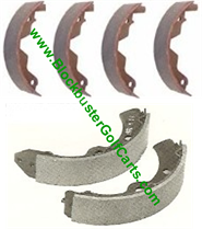 Club Car Golf Cart Brake Shoes