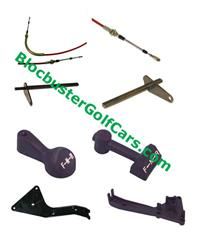 Club Car FNR Gasoline Golf Cart Parts