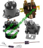 Club Car Solenoids